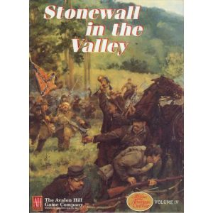 Stonewall in the Valley Board Game