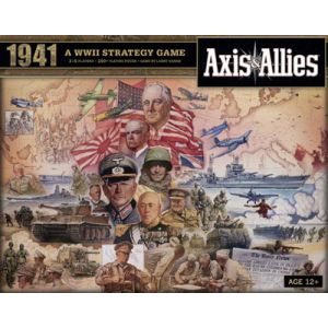 Axis and Allies: 1941 Board Game