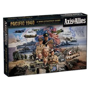 Axis and Allies: Pacific 1940 Board Game