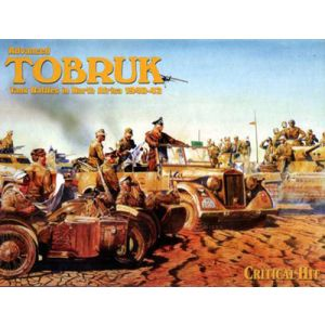 Advanced Tobruk 3rd Edition Board Game