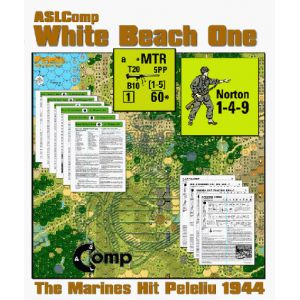 White Beach One: Peleliu 1944 (ASLComp)