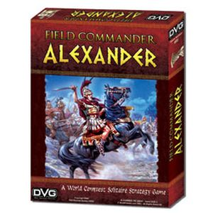 Field Commander Alexander the Great Board Game