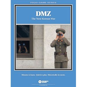DMZ: The Next Korean War - Folio Series
