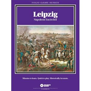 Leipzig: Napoleon Encircled - Folio Series