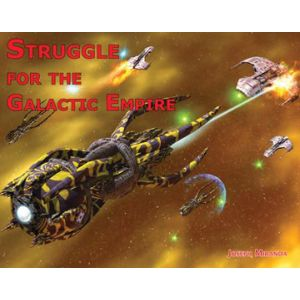 Struggle for the Galactic Empire Board Game