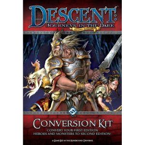 Descent: Second Edition Conversion Kit
