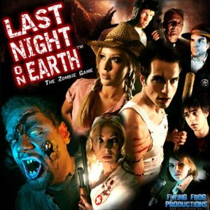 Last Night on Earth: The Zombie Board Game