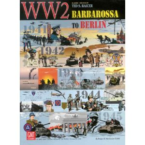World War II: Barbarossa to Berlin Board Game