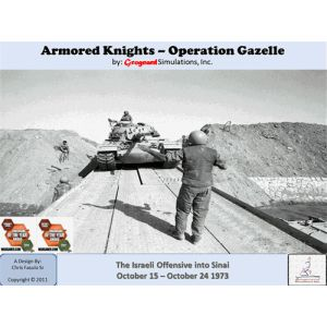 Armored Knights: Operation Gazelle