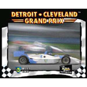 Detroit/Cleveland Grand Prix Board Game