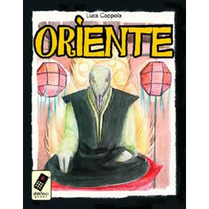 Oriente Board Game