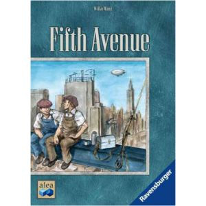 Fifth Avenue Board Game