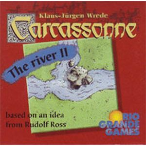 Carcassonne: The River II Expansion