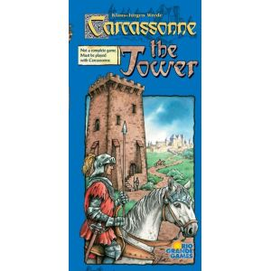 Carcassonne: The Tower Expansion