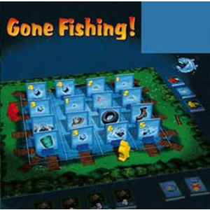 Gone Fishing! Board Game