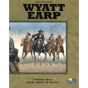 Wyatt Earp Card Game