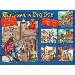 Carcassonne: Big Box 3