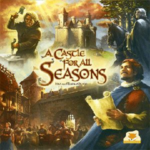 Castle for All Seasons Board Game