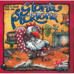 Gloria Piktoria Card Game