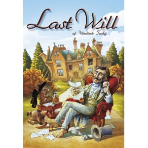 Last Will Board Game