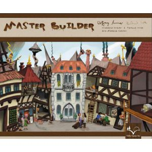 Master Builder Board Game