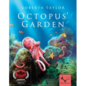 Octopus' Garden Board Game