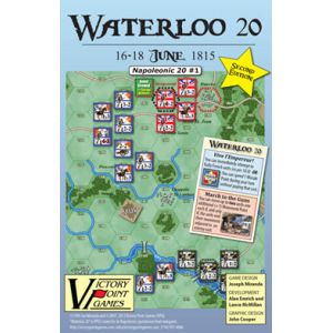 Waterloo 20 Second Edition
