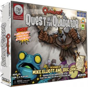 Quarriors! Quest of the Qladiator Expansion