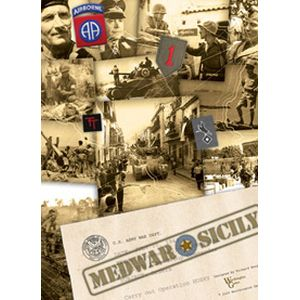 MedWar Sicily Board Game