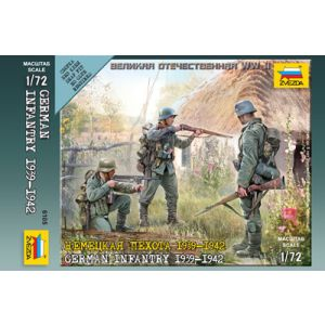 Operation Barbarossa 1941: German Infantry 1939-1942
