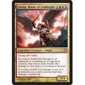 Gisela, Blade of Goldnight