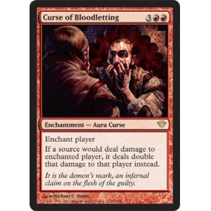 Curse of Bloodletting