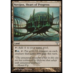 Novijen, Heart of Progress