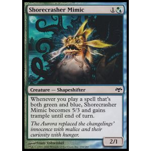 Shorecrasher Mimic