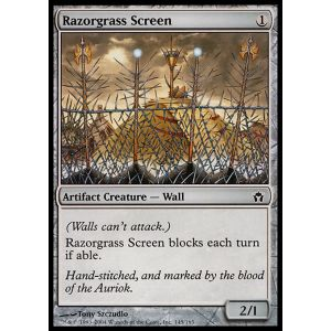 Razorgrass Screen