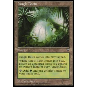 Jungle Basin