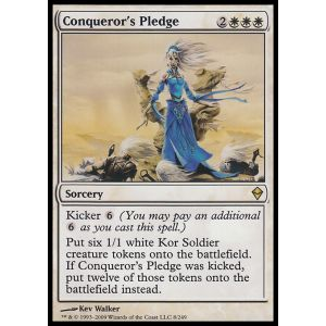 Conqueror's Pledge